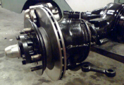 isc brake conversion kits for Series Land Rovers
